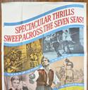 SEVEN SEAS TO CALAIS – 3 Sheet Poster (TOP)