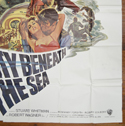 CITY BENEATH THE SEA – 6 Sheet Poster – BOTTOM Right