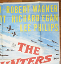 THE HUNTERS – 6 Sheet Poster – TOP Right