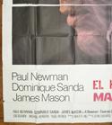 THE MACKINTOSH MAN – 6 Sheet Poster – BOTTOM Left