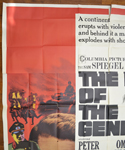 THE NIGHT OF THE GENERALS – 6 Sheet Poster – TOP Left