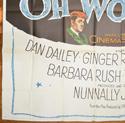 OH MEN! OH WOMEN! – 6 Sheet Poster – BOTTOM Left