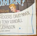 OH MEN! OH WOMEN! – 6 Sheet Poster – BOTTOM Right