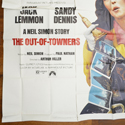 THE OUT OF TOWNERS – 6 Sheet Poster – BOTTOM Left