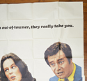 THE OUT OF TOWNERS – 6 Sheet Poster – TOP Right