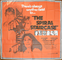 THE SPIRAL STAIRCASE – 6 Sheet Poster
