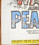 WAR AND PEACE – 6 Sheet Poster – BOTTOM Left
