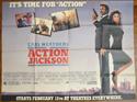 ACTION JACKSON – Subway Poster
