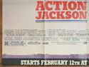 ACTION JACKSON – Subway Poster – BOTTOM Left