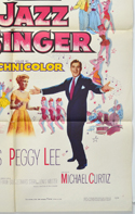 THE JAZZ SINGER (Bottom Right) Cinema One Sheet Movie Poster