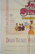 THE JAZZ SINGER (Bottom Left) Cinema One Sheet Movie Poster