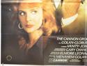 52 PICK-UP (Bottom Left) Cinema Quad Movie Poster