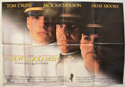 A FEW GOOD MEN Cinema Quad Movie Poster
