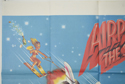 AIRPLANE II - THE SEQUEL (Top Left) Cinema Quad Movie Poster