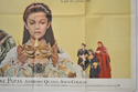 ANNE OF THE THOUSAND DAYS (Bottom Right) Cinema Quad Movie Poster