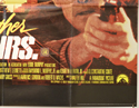ANOTHER 48HRS (Bottom Right) Cinema Quad Movie Poster