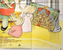 BABAR : THE MOVIE (Bottom Right) Cinema Quad Movie Poster
