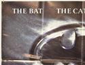 BATMAN RETURNS (Top Left) Cinema Quad Movie Poster