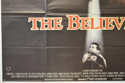 THE BELIEVERS (Bottom Left) Cinema Quad Movie Poster