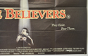 THE BELIEVERS (Bottom Right) Cinema Quad Movie Poster