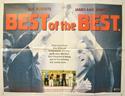 BEST OF THE BEST Cinema Quad Movie Poster