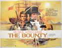 THE BOUNTY Cinema Quad Movie Poster