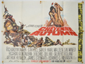CHEYENNE AUTUMN Cinema Quad Movie Poster