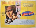 CRY-BABY Cinema Quad Movie Poster