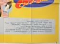 CRY-BABY (Bottom Right) Cinema Quad Movie Poster