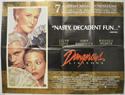 DANGEROUS LIAISONS Cinema Quad Movie Poster