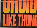 DAYS OF THUNDER (Bottom Left) Cinema Quad Movie Poster