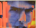 DAYS OF THUNDER (Top Right) Cinema Quad Movie Poster