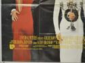 DEATH BECOMES HER (Bottom Left) Cinema Quad Movie Poster