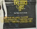 DEATH BECOMES HER (Bottom Right) Cinema Quad Movie Poster
