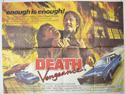 DEATH VENGEANCE Cinema Quad Movie Poster