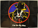 DICK TRACY Cinema Quad Movie Poster