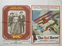 Doc / The Red Baron <p><i> (Double Bill) </i></p>