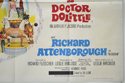 DOCTOR DOLITTLE (Bottom Right) Cinema Quad Movie Poster