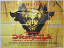 DRACULA DEAD AND LOVING IT Cinema Quad Movie Poster