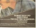THE ELECTRIC HORSEMAN (Bottom Right) Cinema Quad Movie Poster