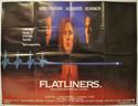 FLATLINERS Cinema Quad Movie Poster