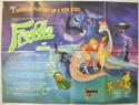 FREDDIE AS F.R.O.7. Cinema Quad Movie Poster