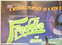 FREDDIE AS F.R.O.7. (Top Left) Cinema Quad Movie Poster
