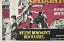 GOLD FOR THE CAESARS (Bottom Left) Cinema Quad Movie Poster