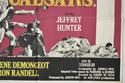 GOLD FOR THE CAESARS (Bottom Right) Cinema Quad Movie Poster