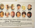 GREAT EXPECTATIONS (Bottom Right) Cinema Quad Movie Poster