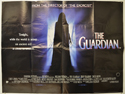 THE GUARDIAN Cinema Quad Movie Poster