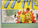 HAIRSPRAY (Bottom Left) Cinema Quad Movie Poster