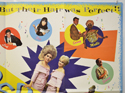HAIRSPRAY (Top Right) Cinema Quad Movie Poster