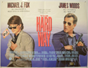THE HARD WAY Cinema Quad Movie Poster
